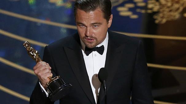 صحبت های جالب لئوناردو دی کاپریو پس از دریافت جایزه اسکار