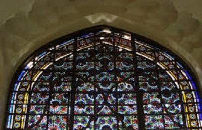 شیشه درمه بافی