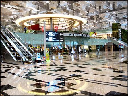 تمام اطلاعات برای فرودگاه changi سنگاپور که به آنها احتیاج دارید