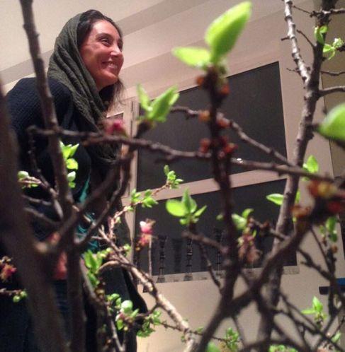 دکور زیبای سفره هفت سین هدیه تهرانی