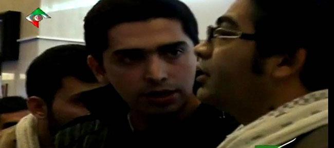 فرزاد حسنی و برادرش