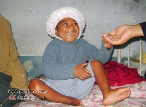 عکس های جالب و دیدنی از پسران عجیب و غریب در دنیا