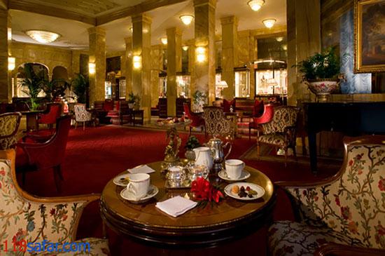 زیبا ترین هتل های اروپا تصاویر