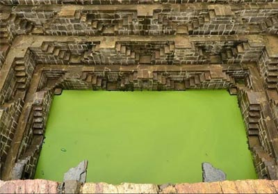 تصاویری از عجیب ترین سازه مربعی جهان تصاویر