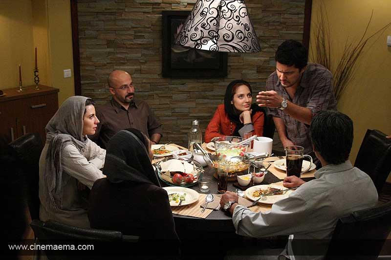 صحنه و پشت صحنه فیلم «سعادت آباد» - فیلم تحسین شده سال !