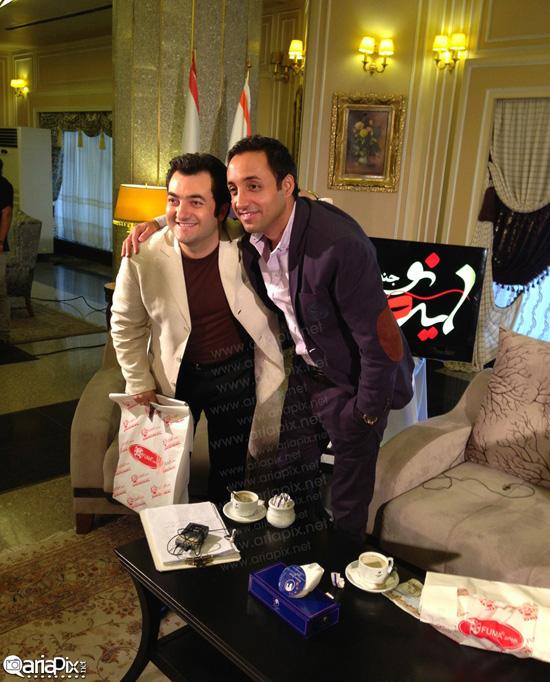 امیرحسین رستمی در برنامه صبح خلیج فارس
