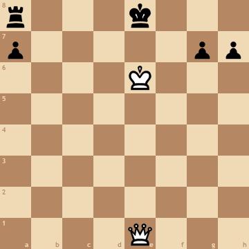 معمای شطرنج در حلقه محاصره