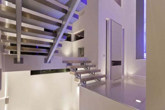 دکوراسیون هنری بسیار زیبا و لوکس یک خانه
