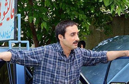 امیر حسین رستمی در سریال دودکش