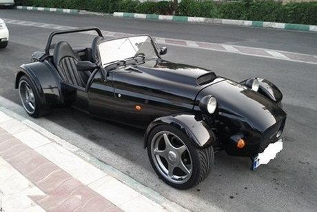 فروش یک خودروی خاص در تهران به قیمت 240 میلیون تومان