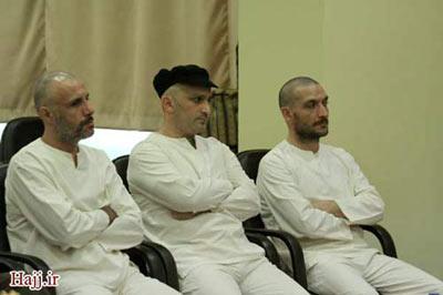 عکس/هنرمندانی که حاجی شدند ، بعد از تراشیدن موی سر