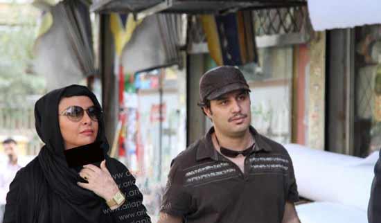 عکسهای جدید بازیگران ایرانی و همسرانشان