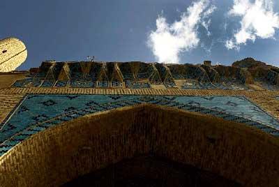 گنبد سلطانیه بزرگترین گنبد تاریخی ایران ! تصاویر