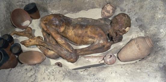 رازگشایی از قتل مومیایی 5500ساله