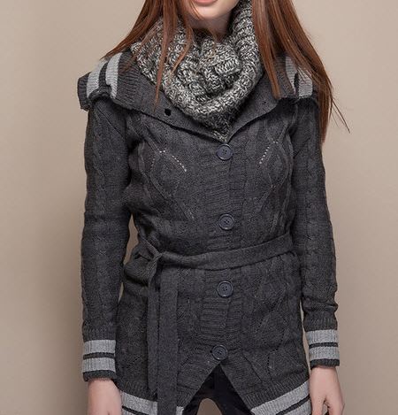شیک ترین و جدیدترین مدل بافت زنانه پاییز - زمستان