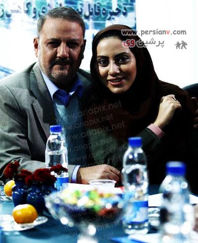عکسهای متفاوت مونا فرجاد بازیگر نقش رها در سریال بوی باران  بیوگرافی