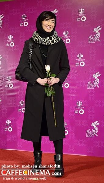 پوشش خانم های بازیگر در جشنواره فجر