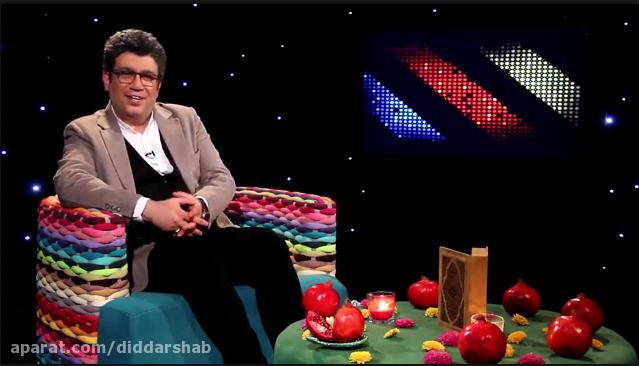 گفتگوی جنجالی رضا رشیدپور با حسین پاکدل و بیان علت ممنوع التصویری اش : من ممنوع الحیاتم!