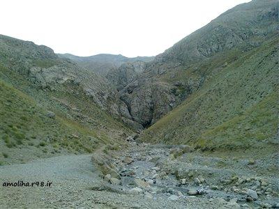 آبشار آب مراد آبشاری در آمل که حتما باید ببینید
