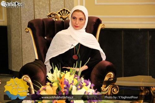 حدیث میرامینی,امیرمحمد زند و مجید خراطها در برنامه تلویزیونی