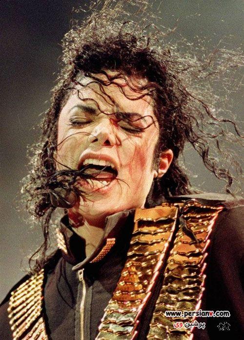 تغییرات صورت مایکل جکسون در طول عمر پنجاه ساله اش