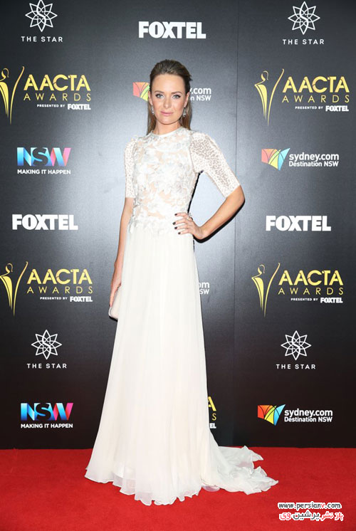 پوشش بازیگران هالیوودی در مراسم AACTA استرالیا