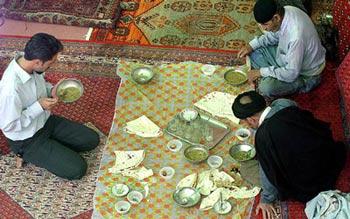 مازندران و آداب و رسوم ماه مبارک رمضان در آن