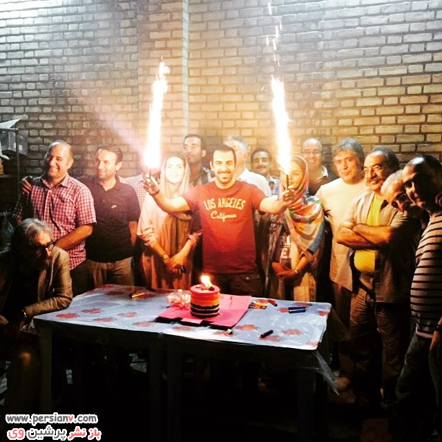 جشن تولد هنرمندان و افراد معروف