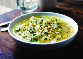 این سوپ رو بخورید تا خوش اندام شوید