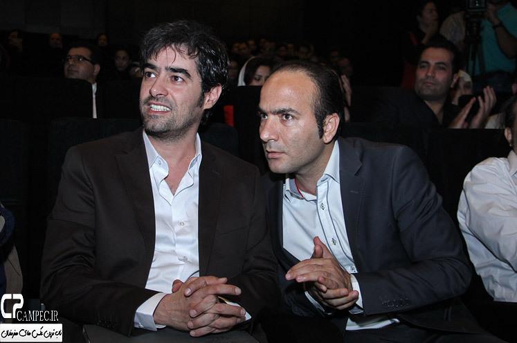 تصاویری از مراسم معرفی شهاب حسینی به عنوان مدیر فرهنگی