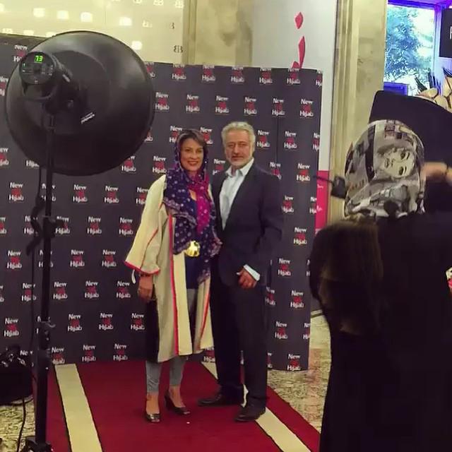 حضور بازیگران مشهور زن و مرد در مراسم افتتاحیه نوتلا پلاس