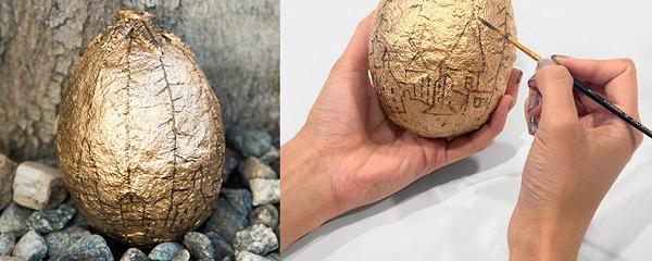تخم مرغ طلایی
