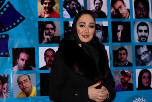 نیما شاهرخ شاهی در اکران خصوصی فیلم دوربین