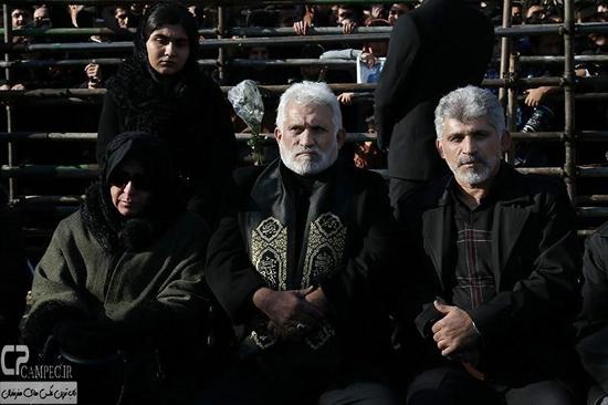 مراسم بزرگداشت چهلمین روز درگذشت مرحوم مرتضی پاشایی