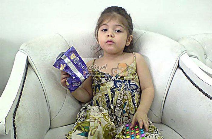 عکس های دیدنی از دختر علی دایی