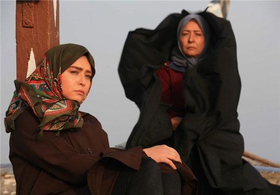 گفتگو با آزیتا حاجیان ، بازیگر نقش مهری در سریال کیمیا