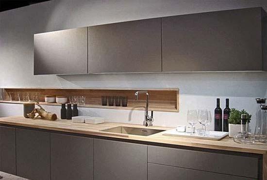 کابینت آشپزخانه مدرن را با این اصول طراحی بسازید