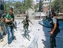 اعدام هواداران نظام سوریه با ساتور عکس