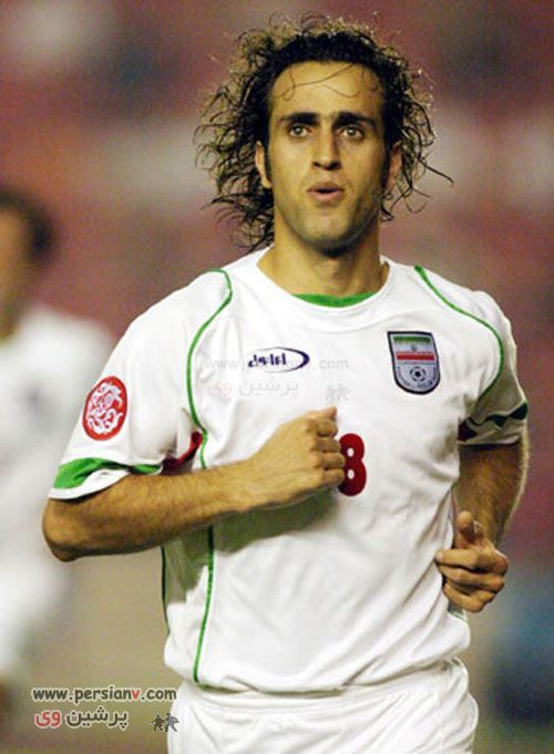 عکس ها واسامی خوش تیپ ترین فوتبالیست های ایرانی!
