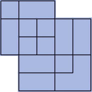 تست هوش چند مربع می شمارید