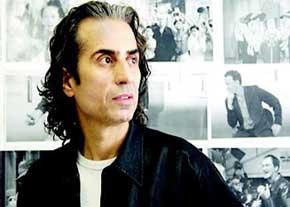 پیکر مسعود رسام از مقابل خانه سینما تشییع میشود