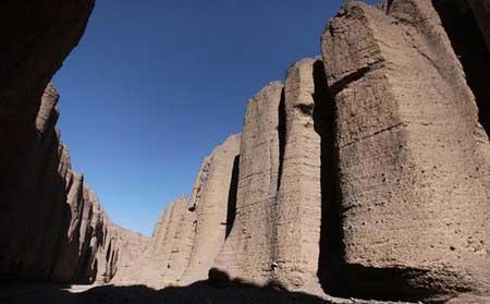 دره راگه؛ بهشتی در قلب کویر تصاویر