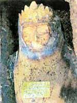 عکس : جسد مومیایی دختر اردشیر !!