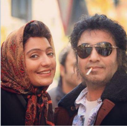 چهره متفاوت مهناز افشار در فیلم سینمایی نهنگ عنبر
