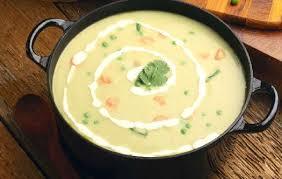 طرز تهیه سوپ جو با سس سفید