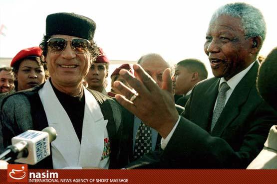 تصاویر: قذافی، از کودتا تا سقوط