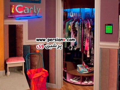 یک اتاق خواب رویایی با رنگ های شاد برای دختر خانمهای نوجوان