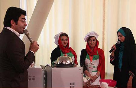 اولین برنامه مشترک فرزاد حسنی و آزاده نامداری بعد از ازدواج