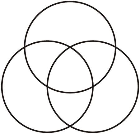 معمای المپیادی هفت ناحیه رنگی