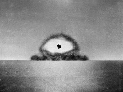 اولین بمب اتم جهان و تاریخچه و آزمایش آن